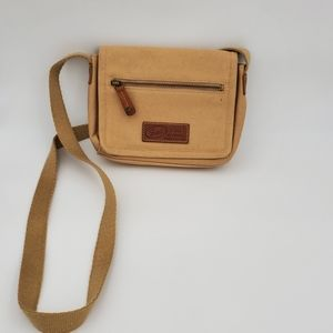 Fossil Bags - Fossil small canvas crossbody